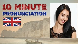 #6 British English Pronunciation in 10 minutes / LIVE ENGLISH LESSON - Short Vowel