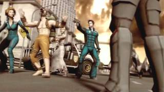 Pursuit Force: Extreme Justice Game Sample - PSP