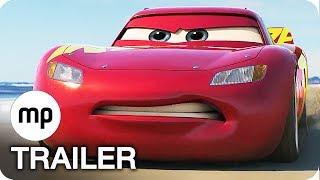 CARS 3 Trailer 2 German Deutsch (2017)
