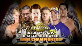 Six-Pack Challenge Elimination Match Highlights - Night of Champions 2010