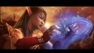 Warcraft3 movie asia clan E.Blue