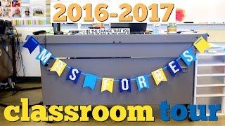 2016-17 classroom tour