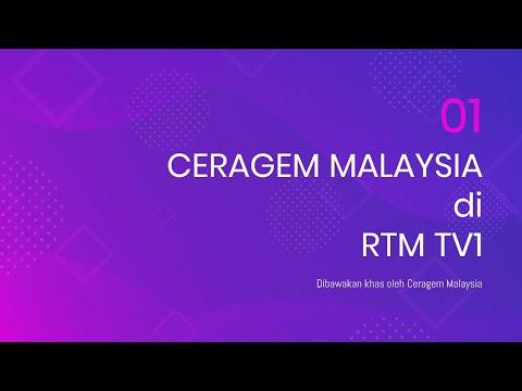 CERAGEM Malaysia - RTM TV1 Do-it (16 May 2016)