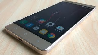 Lenovo Vibe K5 Note Gold Full Review and Unboxing