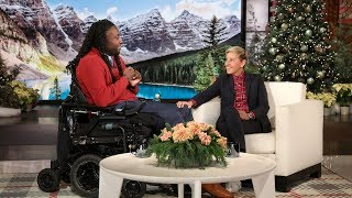 Ellen Welcomes Back the 'Amazing Emeka' - Extended Cut