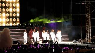 140322 (Fancam) - Tell me your wish (Genie) - SNSD / HEC KPOP Festival in HoChiMinh City, VietNam