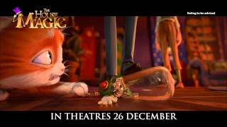 House Of Magic Official Trailer