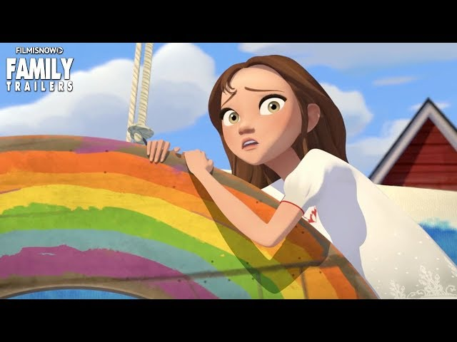 SPIRIT RIDING FREE 2 New Clips for Netflix Family Animated Series