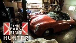 Barn Find Hunter | 1957 Porsche 356 Speedster - Ep. 6