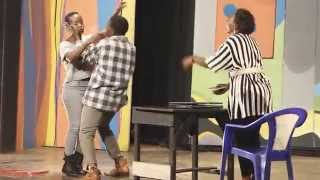 With or without the Condom? - African Comedy.