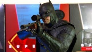HOT TOYS BvS BATMAN POSE SESSION