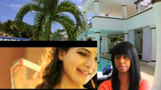 En Jeevan Official Video Song Reaction | Theri | Vijay, Samantha, Amy Jackson || G.V.Prakash Kumar