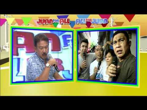 Juan For All, All For Juan Sugod Bahay | April 20, 2017