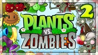 ZOMBIE GINIE DZIĘKI ROŚLINIE! Darmowe Gry Online, Plants vs Zombies #2