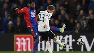 Christian Eriksen leads Tottenham past Palace