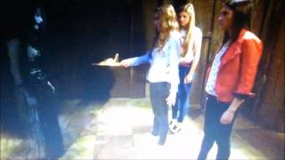 House Of Anubis: Season 2 | Nina puts the False Mask - Part 1 (2012)