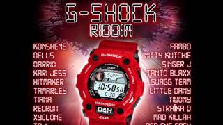 G-Shock Riddim (Instrumental Version)