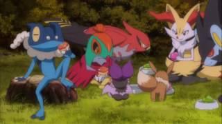 Pokémon XYZ Folge 1 - Von A bis Z! (Staffel 19 Deutsch/German)