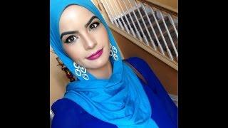 Party Hijab Tutorial -Hijab Tutorial #7