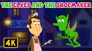 The Elves and the Shoemaker | Bedtime Stories | English Stories for Kids and Childrens