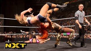 Charlotte vs. Becky Lynch vs. Emma vs. Dana Brooke: WWE NXT, Aug. 26, 2015