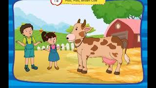 18 Moo, Moo, Brown Cow