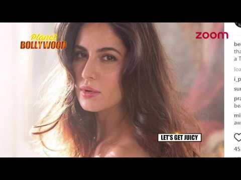 Salman Khan Promoting Katrina Kaif & How   Bollywood News
