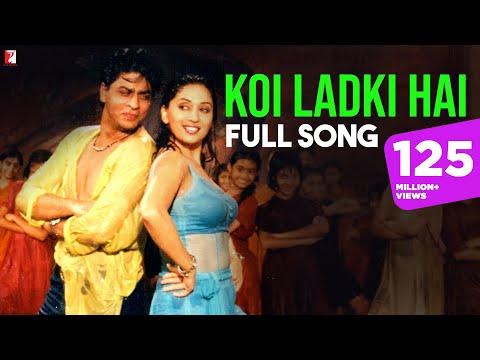 Koi Ladki Hai - Full Song | Dil To Pagal Hai | Shah Rukh Khan | Madhuri Dixit | Lata | Udit