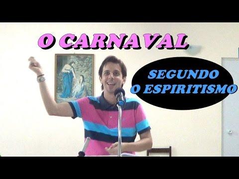 0 CARNAVAL SEGUNDO O ESPIRITISMO - TATTO SAVI