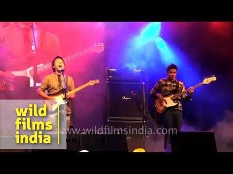 The Royal Flush band - Arunachal Pradesh
