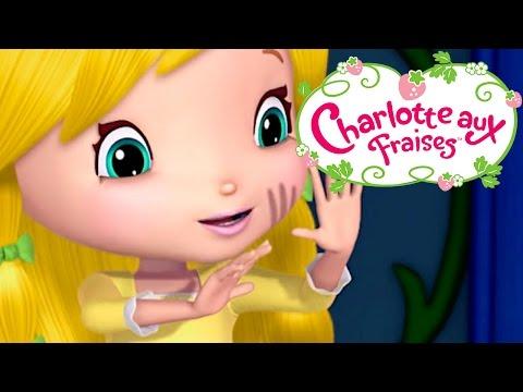 Charlotte aux Fraises ★🍓 LA BATAILLE DE BOUFFE HD🍓★ Aventures à Fraisi Paradis