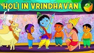 Krishna vs Demons | Full Movie (HD) | In Hindi | MagicBox Animations | Animated Stories For Kids