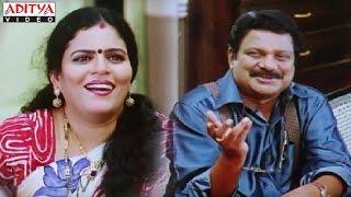 Khallas Hindi Movie Ravi Teja And Ali Comedy Scene With Dharmavarapu Subramanyam