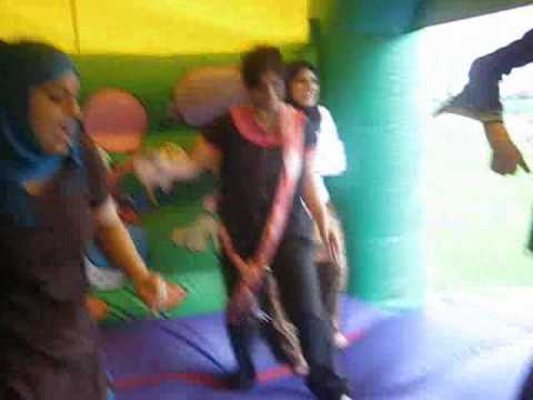 Xxx Mp4 Indian And Muslim Girls Having Fun In A Jumping Castle 3gp Sex