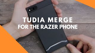 My Favorite Razer Phone Case (Tudia Merge)!