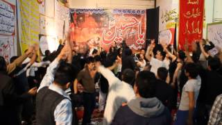 Saday Dar Tu Khali Rahib Wanjay -- Moharram 2012-13 Macerata ITALY