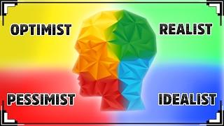 Are You an Optimist, Pessimist, or Realist?
