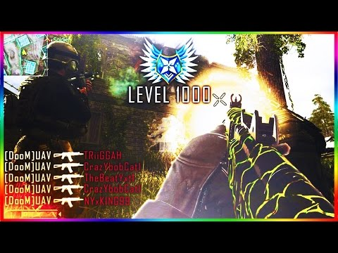 watch MWR: HITTING LEVEL 1000 in Modern Warfare Remastered! WHAT HAPPENS?! Call of Duty Gameplay