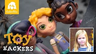 Ep 16: Toy Hackers, Spoon Catapult (ASSISTANT & GoldieBlox)