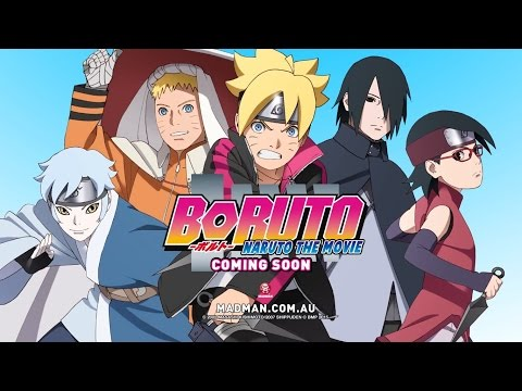 Top 11 Naruto Movies