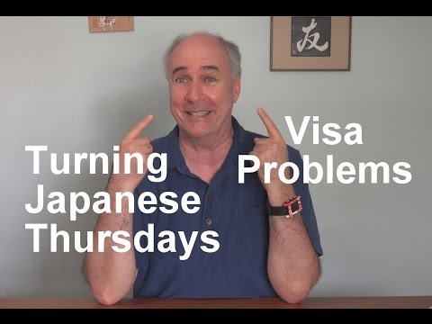 Turning Japanese Tuesdays- Visa Problems | RainyDayDreamers in 4k CC