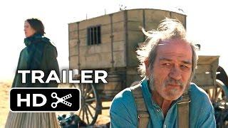 The Homesman Official US Release Trailer (2014) - Tommy Lee Jones, Hilary Swank Western HD