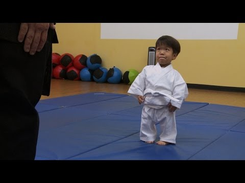 Will s First Karate Lesson The Little Couple