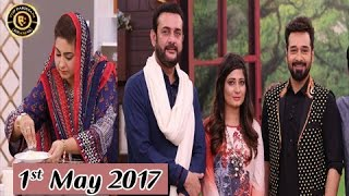 Salam Zindagi - 1st May 2017 - Top Pakistani Show