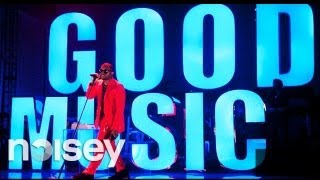 Hit-Boy Tells Us What's Good With The G.O.O.D Music Album - Let The Beat Build - Episode 1