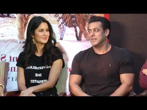 Xxx Mp4 Salman Khan Katrina Kaif S CUTE Moments At Tiger Zinda Hai Promotions Will Prove Thy Ll MARRY Soon 3gp Sex