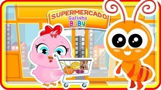 Formiguinha - Clipe Música Oficial - Galinha Baby (Música Infantil)