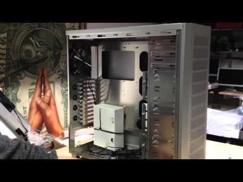 Lian Li PC-A79A - Big-Tower-Gehäuse Unboxing