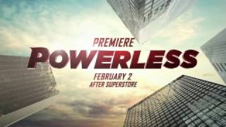 Powerless NBC Trailer #1