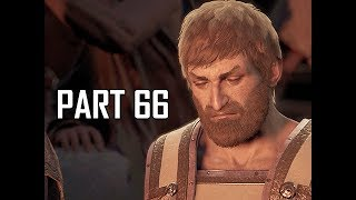 ASSASSIN'S CREED ODYSSEY Walkthrough Part 66 - Bull-ish (Let's Play Commentary)
